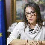 Secretary of State Rosa Monteiro attends the opening session of Seminar 3 in Line at CCDR Algarve