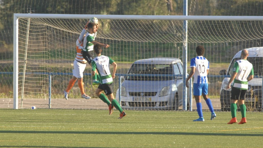 Diário As Beiras - Ançã appeals the punishment of defeat applied in the game against Carapinheirense