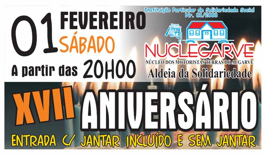 Nuclegarve Celebrates Birthday