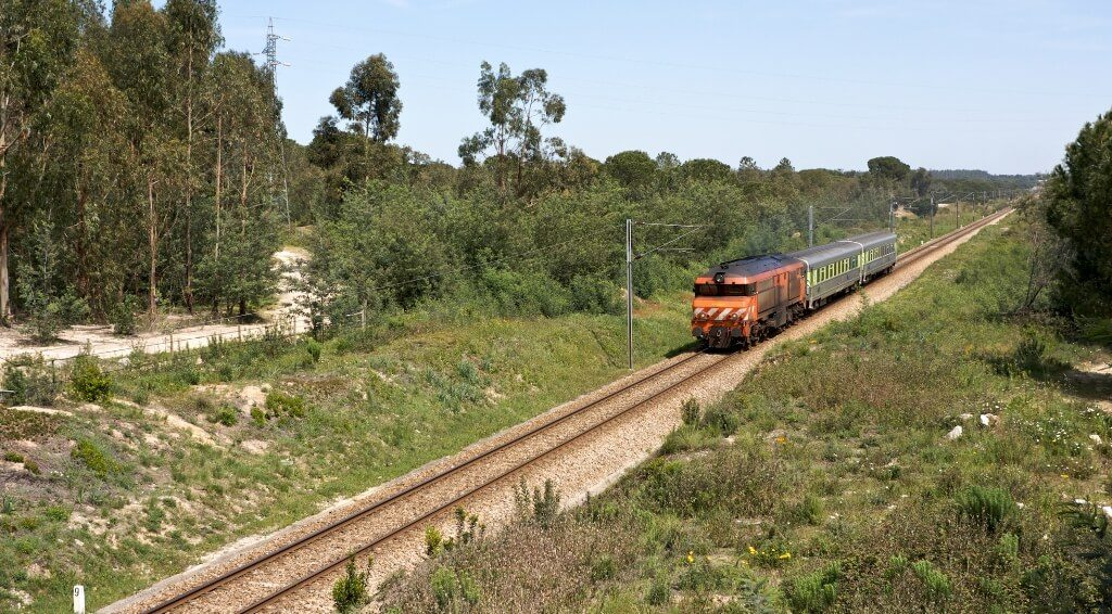 Petition for electrification and modernization of Alentejo Line will be discussed in parliament