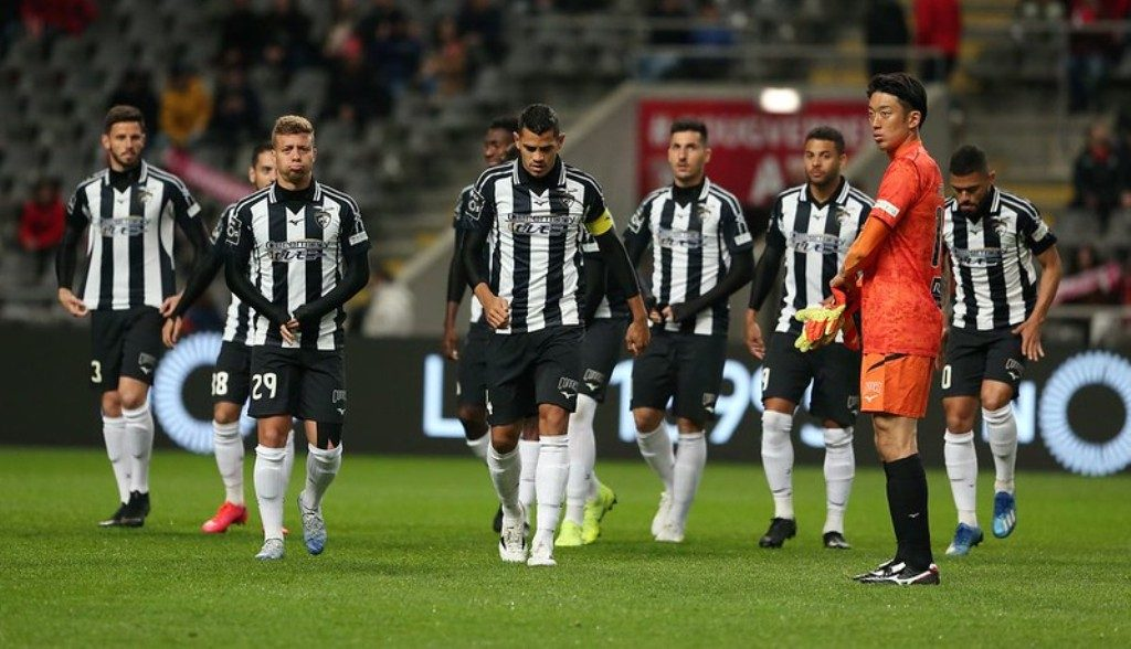Portimonense scores 12th game without winning with defeat in Braga - Jornal diariOnline Região Sul. Your news portal Algarve and Alentejo Portugal