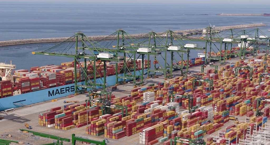 Government discusses infrastructure in Sines