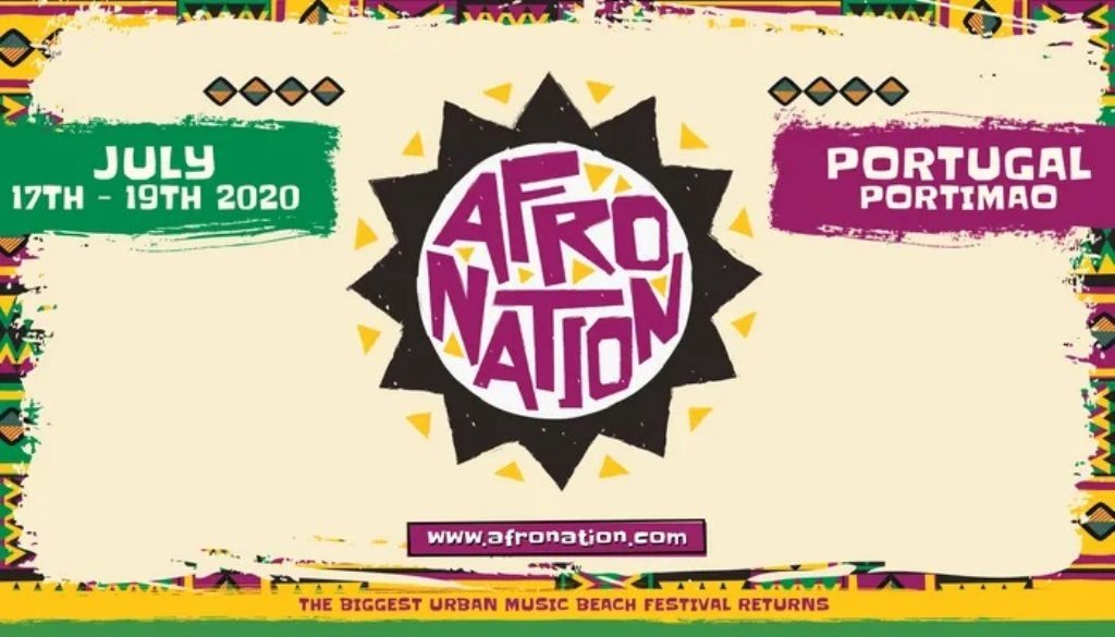 Afro Nation Portugal Festival in Portimão postponed to 2021