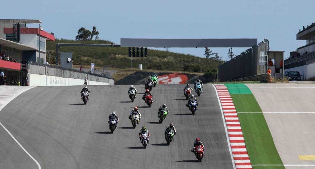 European Speed Motorcycling should restart in Estoril and continue in the Algarve