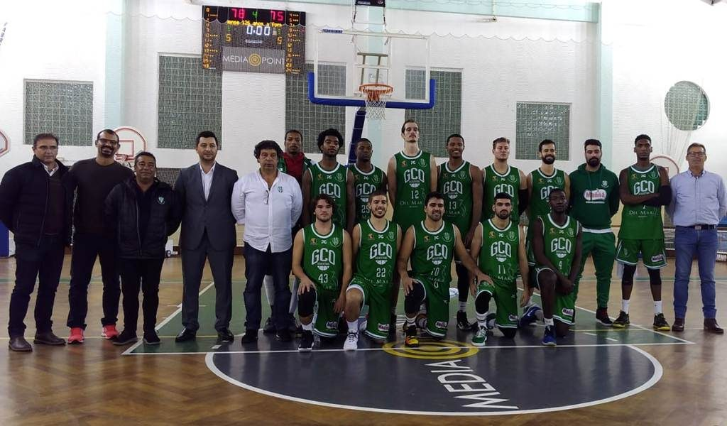 Gymnasium Olhanense will discuss the promotion to the League in a pre-season tournament