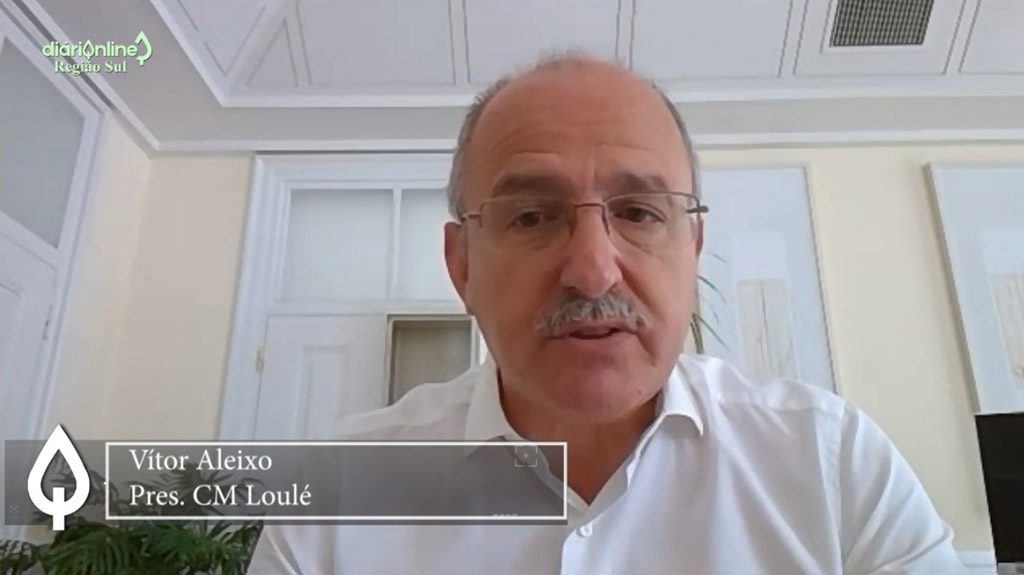"""""""We react to the first signs of virus spread and contagion…"""" - Vítor Aleixo / CM Loulé"""