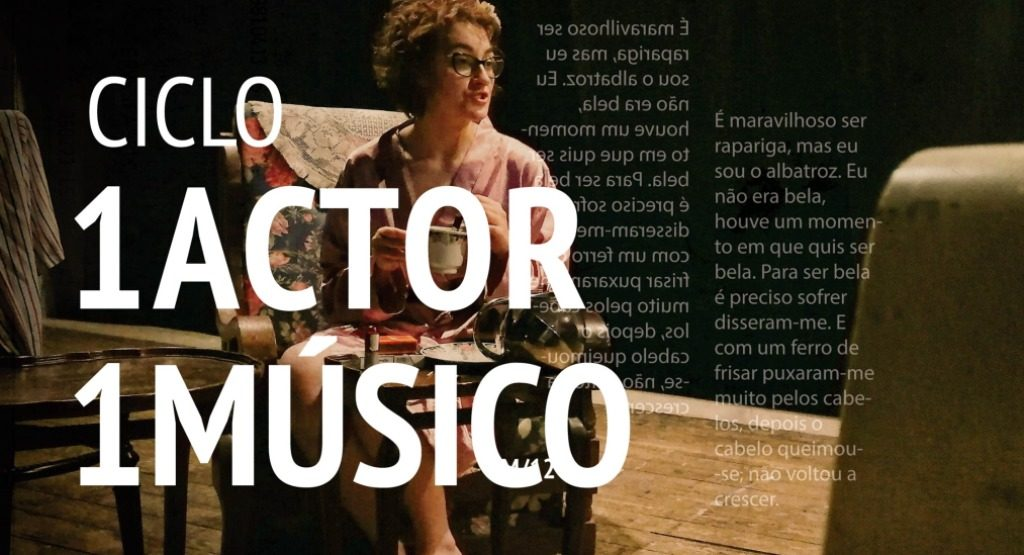 Alentejo company Lendias d'Encantar returns to the stage with the cycle «1Actor 1 Musician»