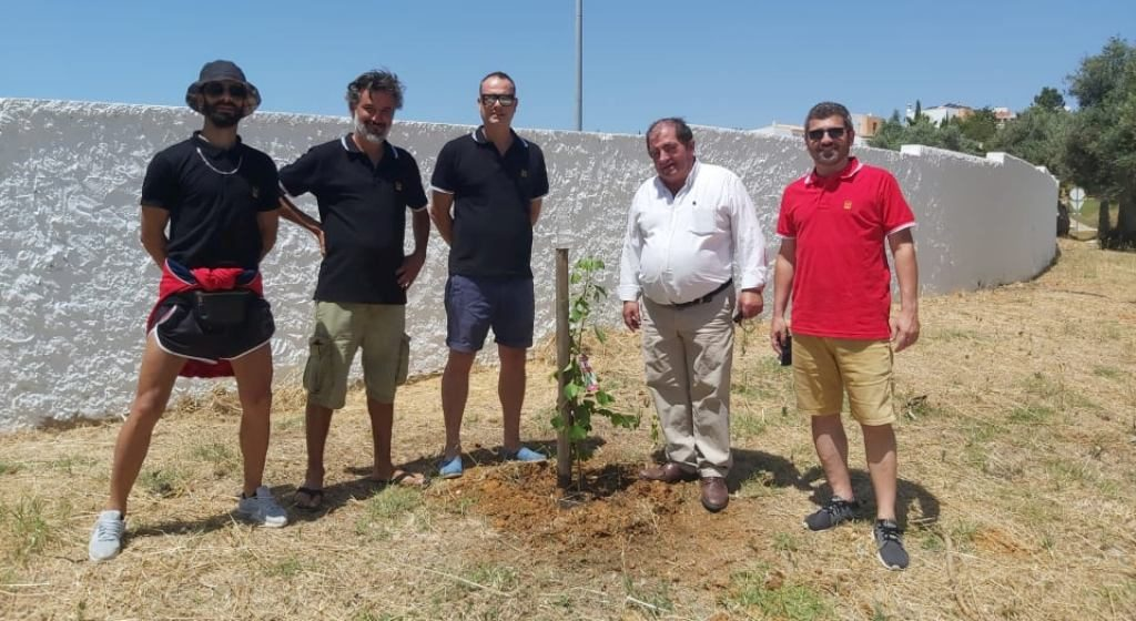 Immortal fanclub celebrates centenary of the club with tree planting