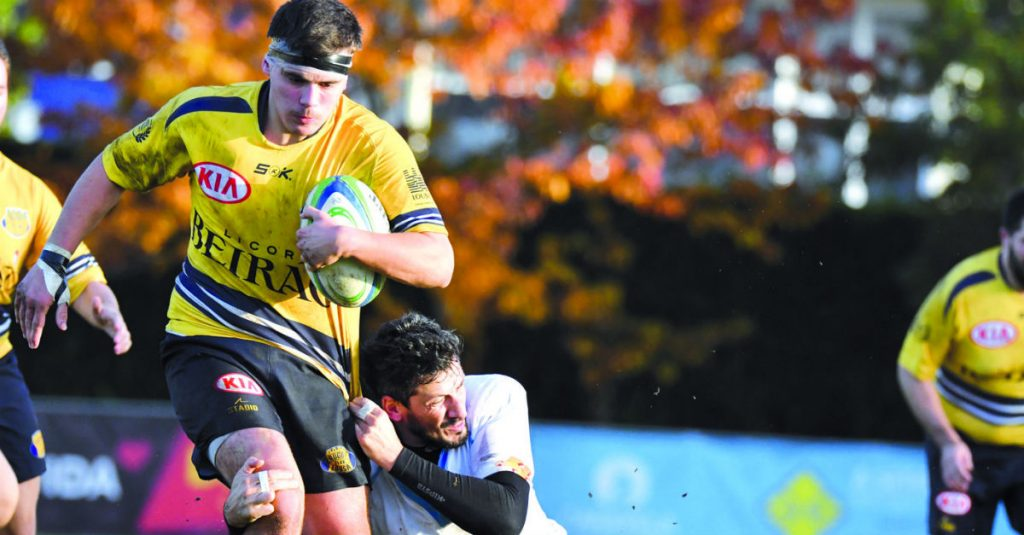 Diário As Beiras - Rugby kicks off September 26… with RC Lousã in 1st Division