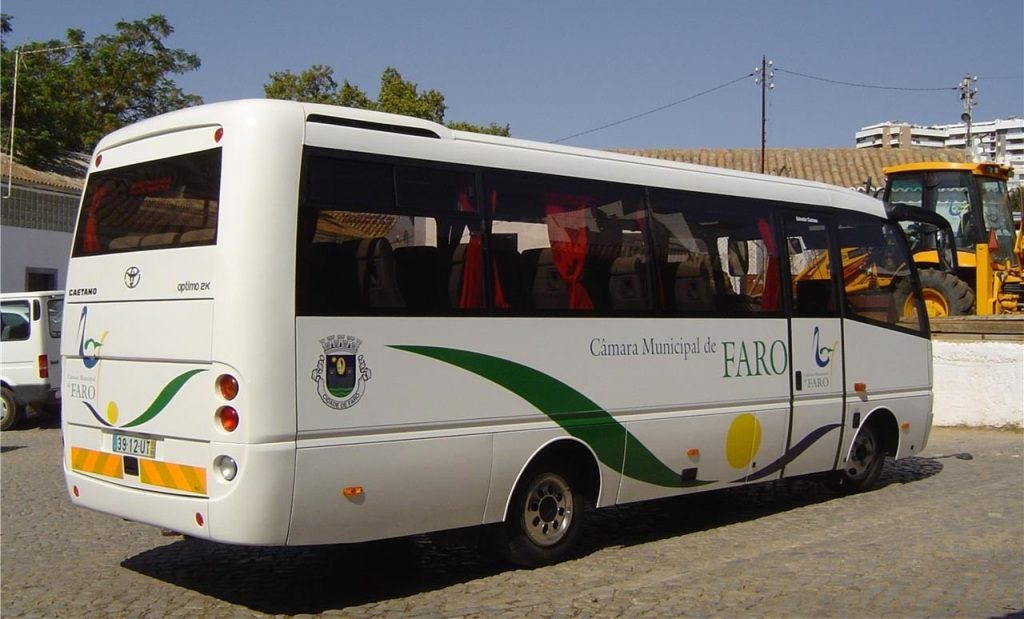 Faro City Council invests 491 thousand euros for free school transport for all students