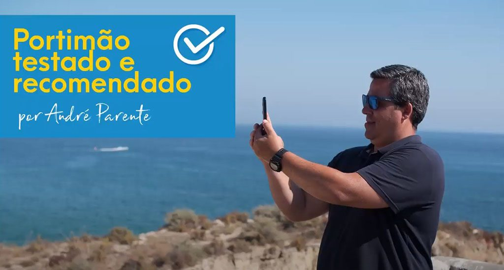 Portuguese bloggers test and recommend Portimão for a refreshing and safe vacation