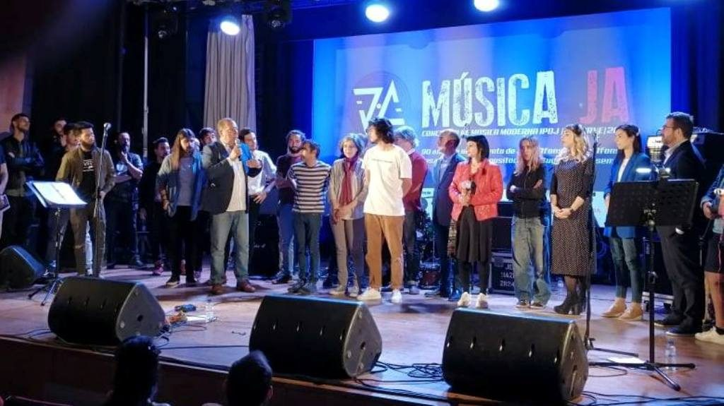 Música JA is back with eight musical projects in competition