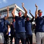 Paris Saint-Germain in the Algarve with 28 footballers for a three-day internship