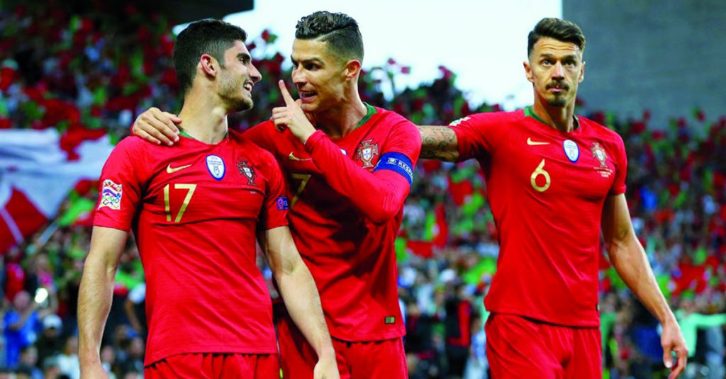 Portugal hosts Spain and Andorra in private matches