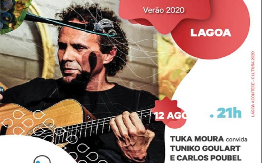 "Tuka Moura takes culture, guests and concert to the ""streets of Lagoa"""