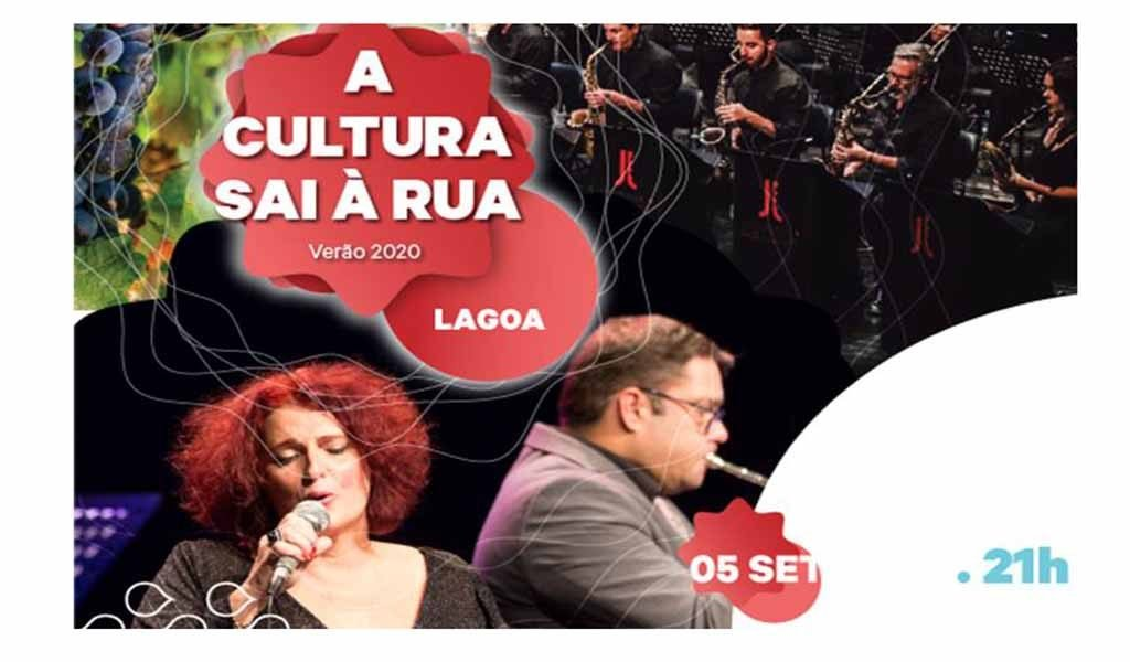 Algarve Jazz Orchestra and Maria Anadon end festival in Lagoa