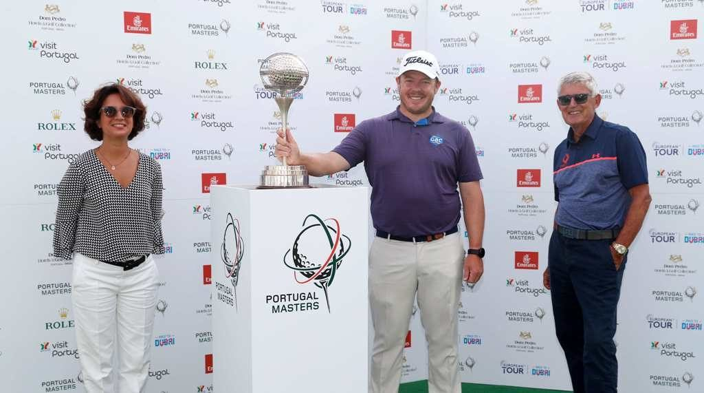 George Coetzee crowned winner of the 14th Portugal Masters in Vilamoura