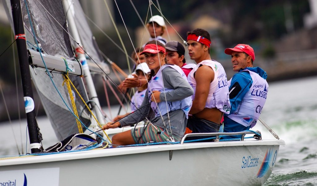 Lagos Sailing Club wins Liga Vela Portugal and will compete in the Sailing Champions League