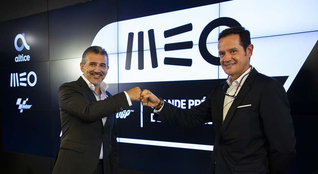 MEO gives its name to the MotoGP Grand Prix of Portugal that takes place in Portimão