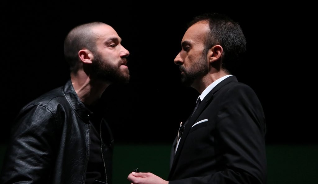«Rottweiler» takes the stage at Teatro Lethes