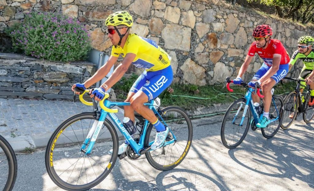 Amaro Antunes responds to the attacks in the Tower and holds «yellow jersey»