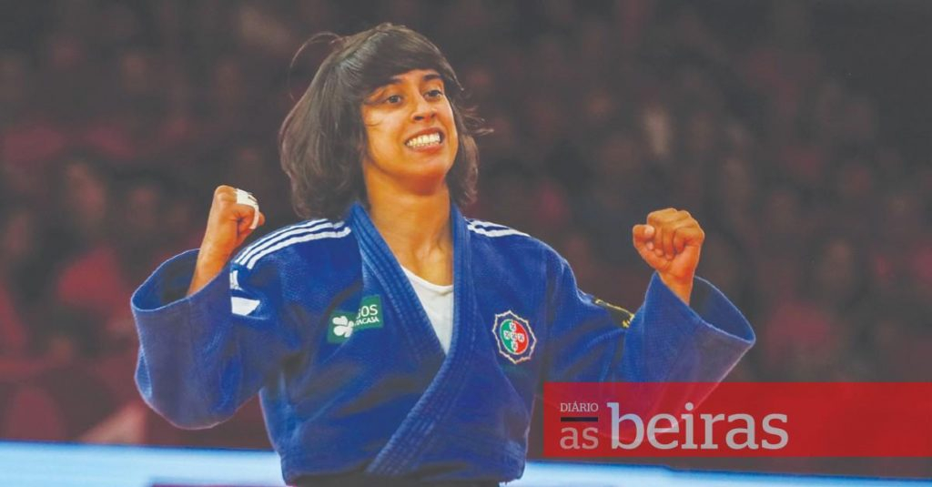 """Catarina Costa in Budapest to """"discuss the gold medal"""""""