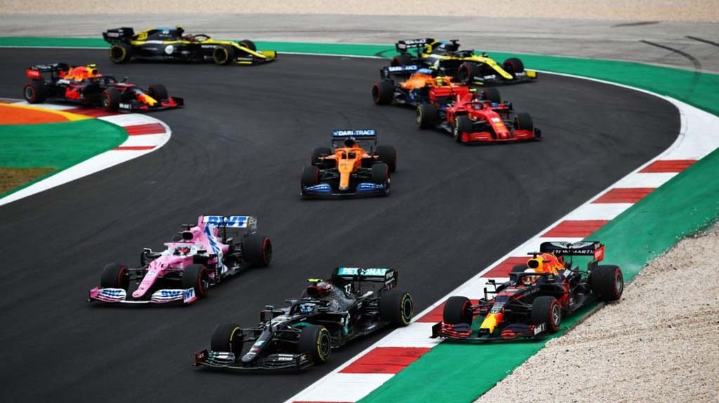 F1 in Portimão generated over 13 M € of media return at the weekend