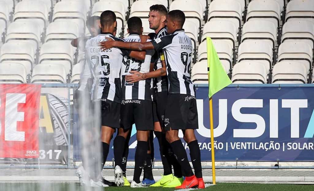 Farense and Portimonense face capital before the international window