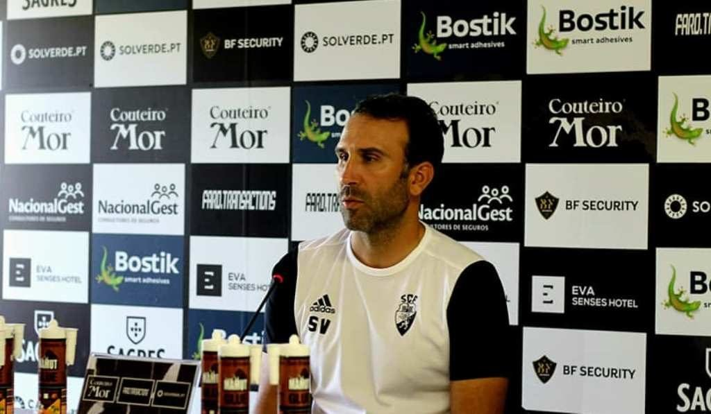 "Farense shows up in Luz with ""ambition"" to try to surprise Benfica"