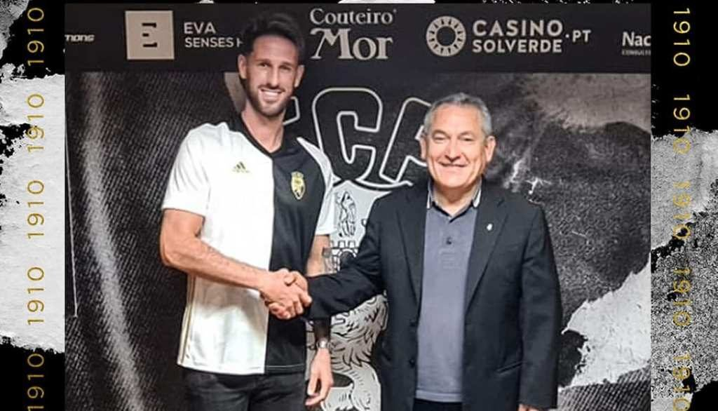 Ricardo Ferreira is reinforcement for the defensive axis of Farense