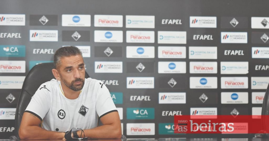 "Rui Borges wants team ""to score more goals"""