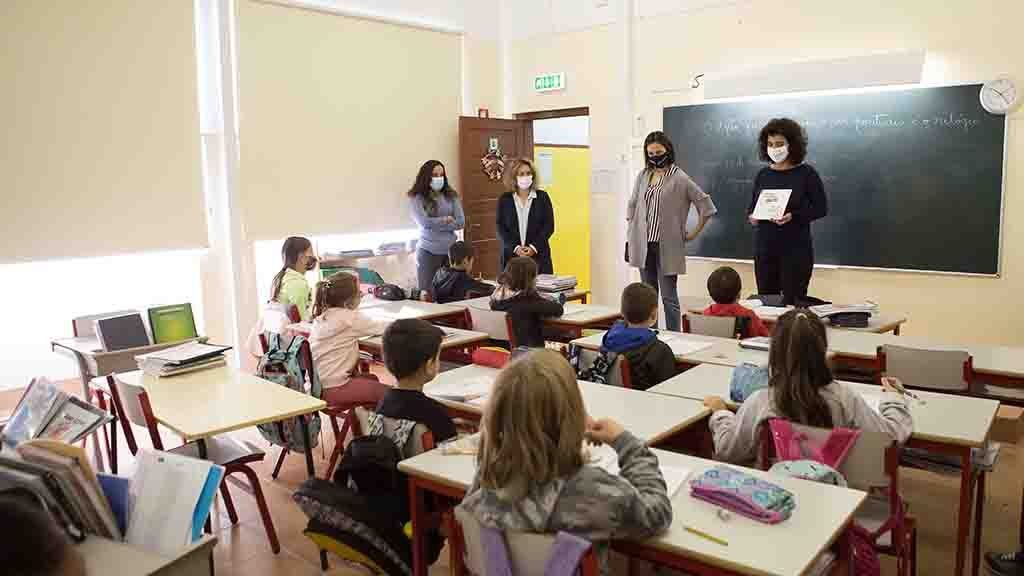 Lagoa promotes actions for inclusion in the school context
