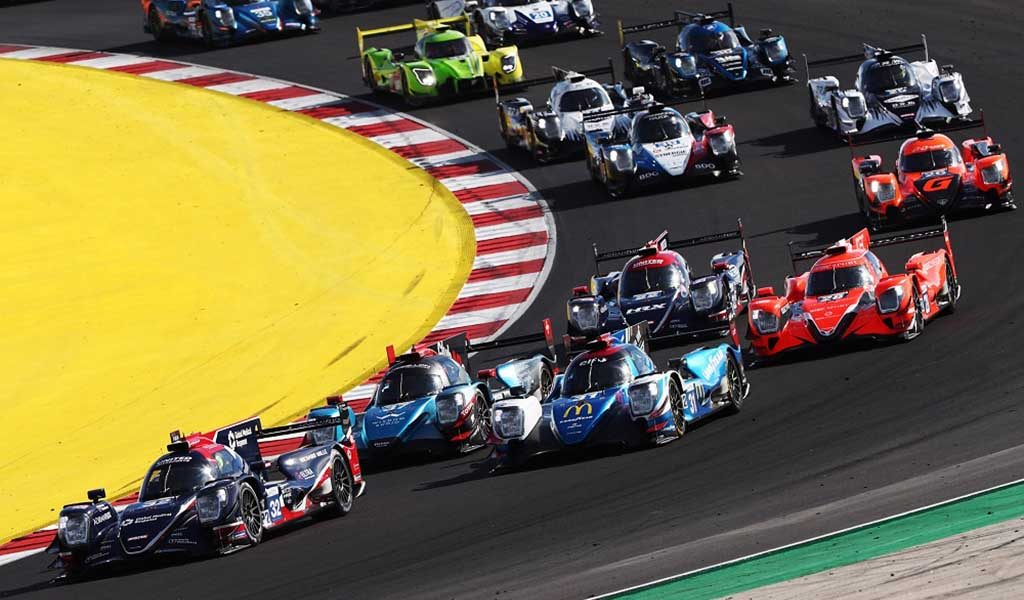 European Le Mans Series concluded season this Sunday at the AIA in Portimão