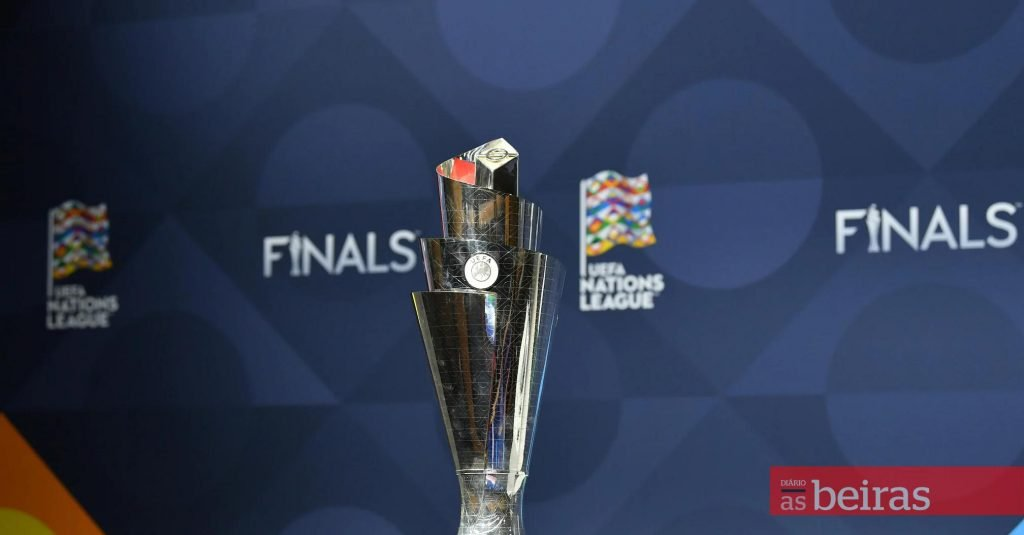 As Beiras - Italy face Spain and Belgium face France in the League of Nations semi-finals
