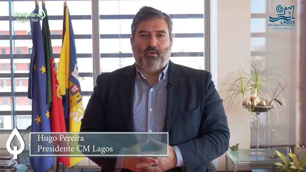 Christmas and New Year message from the Mayor of Lagos, Hugo Pereira