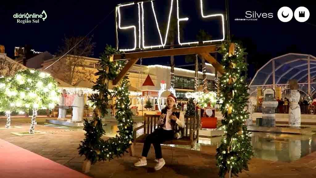 Christmas and New Year message from the Mayor of Silves, Rosa Palma