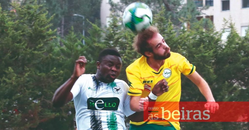 Diário As Beiras - AFC Football Honor Division will be played just one lap