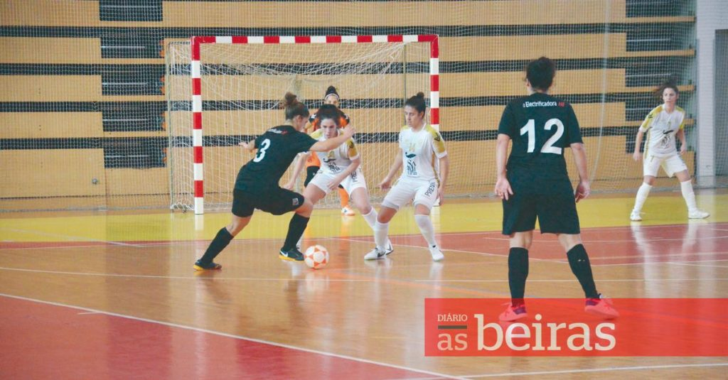 Diário As Beiras - Académica starts at home at the start of the 2nd Women's Futsal Division