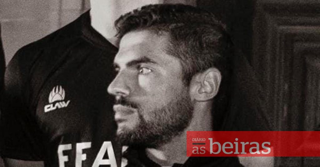 Diário As Beiras - Benfica regrets the death of Rui Viana and recalls the connection with the generation of players
