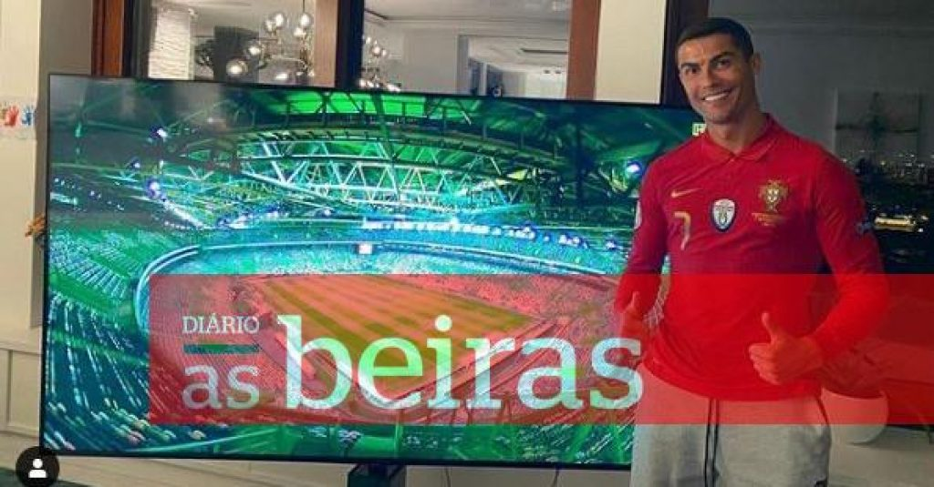 Diário As Beiras - Cristiano Ronaldo candidate for player of the year and century at the Globe Soccer Awards