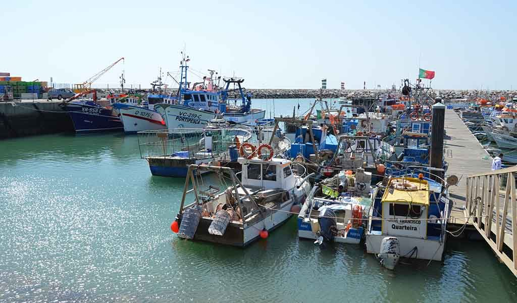 Mar 2020 has already paid more than 5 M € in compensation for fishing activities