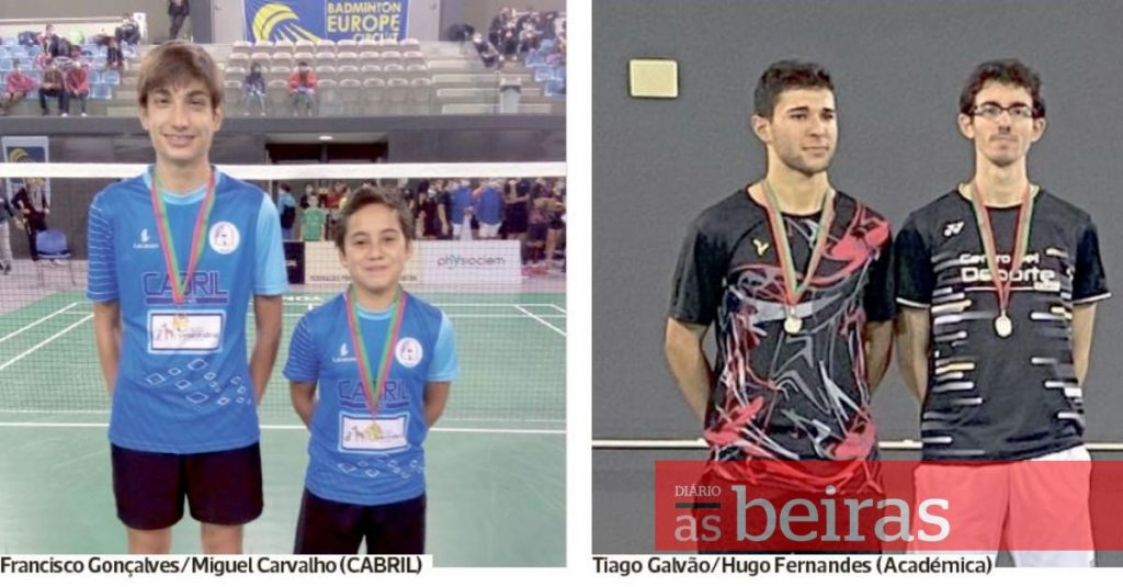 Nine podiums for youth in the district in the national