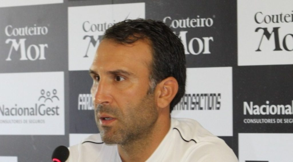 """Sérgio Vieira promises Farense """"bold and ambitious"""" against leader Sporting"""