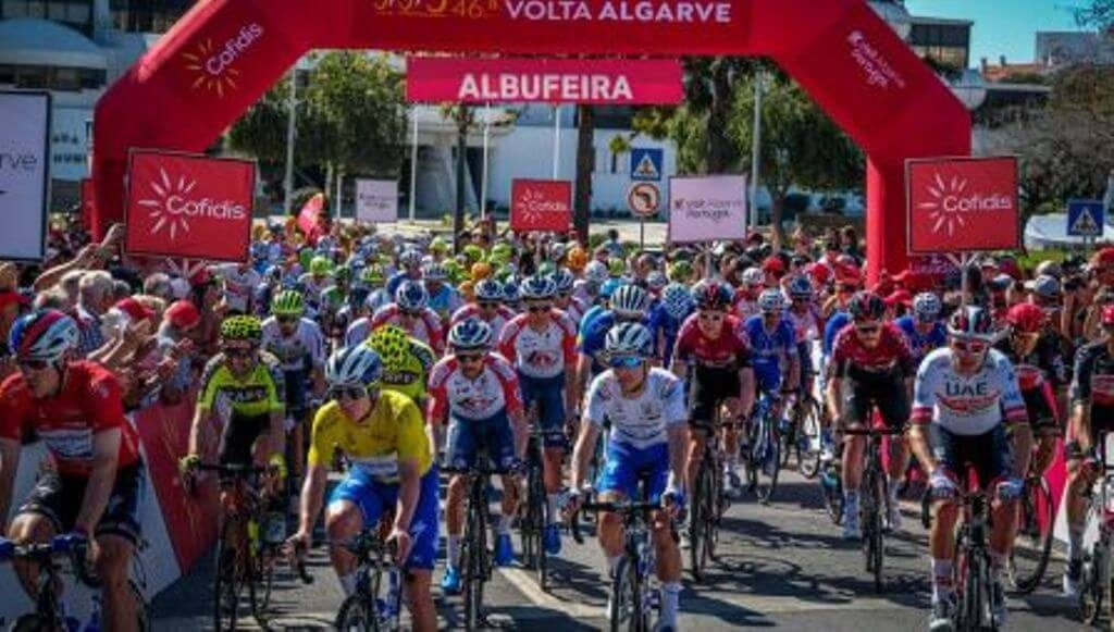 Velocipédic calendar opens in Algarve and August will have Tour of Portugal