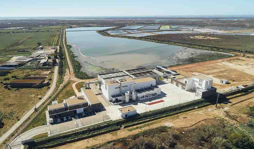 Águas do Algarve is a partner of the WATER - MINING R&D and innovation project with a budget of 19.1 M €