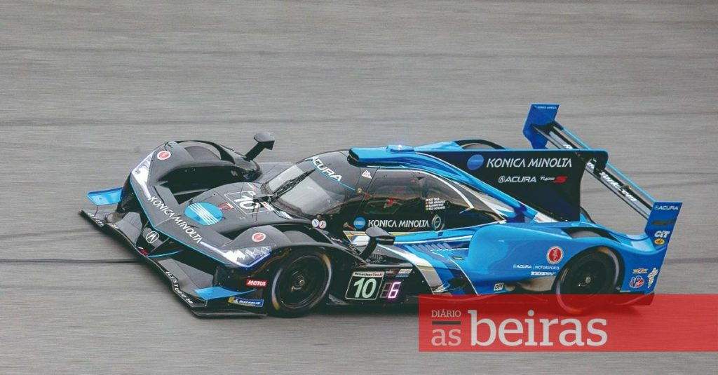 Albuquerque aims for victory at Daytona