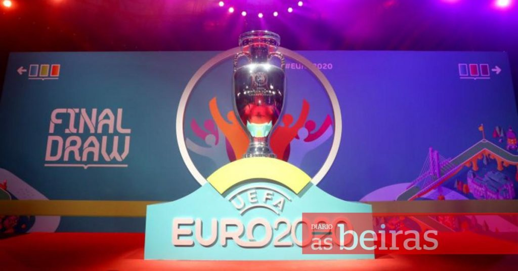 As Beiras - UEFA maintains its intention to host Euro2020 in 12 cities