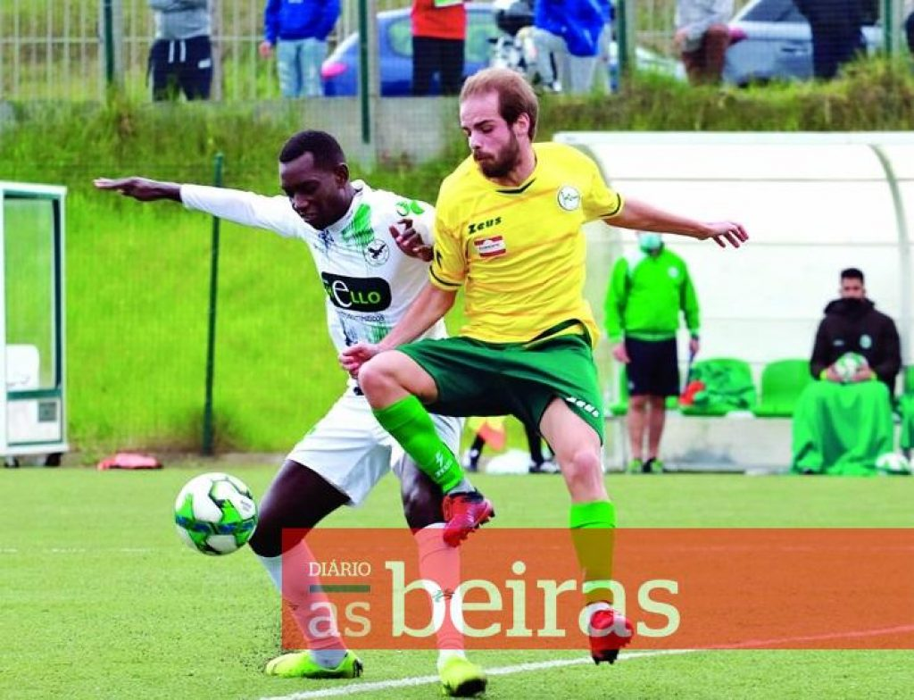 Diário As Beiras - Pandemia postpones return of football and futsal district competitions in Coimbra