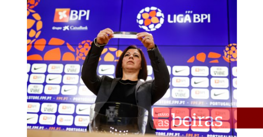 Diário As Beiras - Sporting-Famalicão in the inaugural round of qualifying for the I Women's League