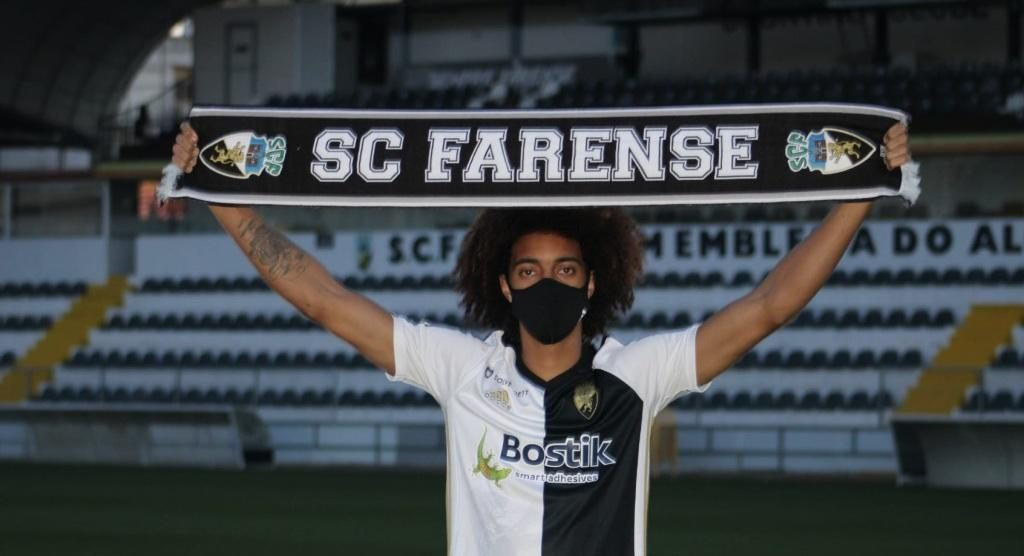 Farense receives Tomás Tavares on loan until the end of the season